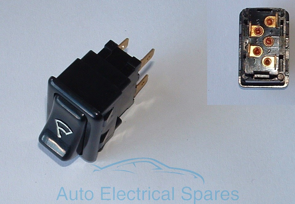 39736 159sa Bha5110 Wiper Switch 2 Speed 3 Position