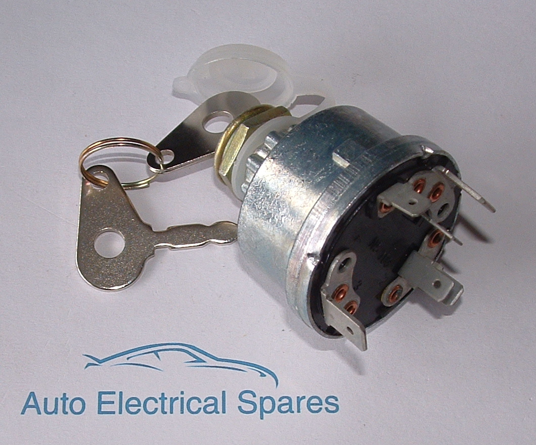 Ignition Switch 128sa Replaces Lucas 33820