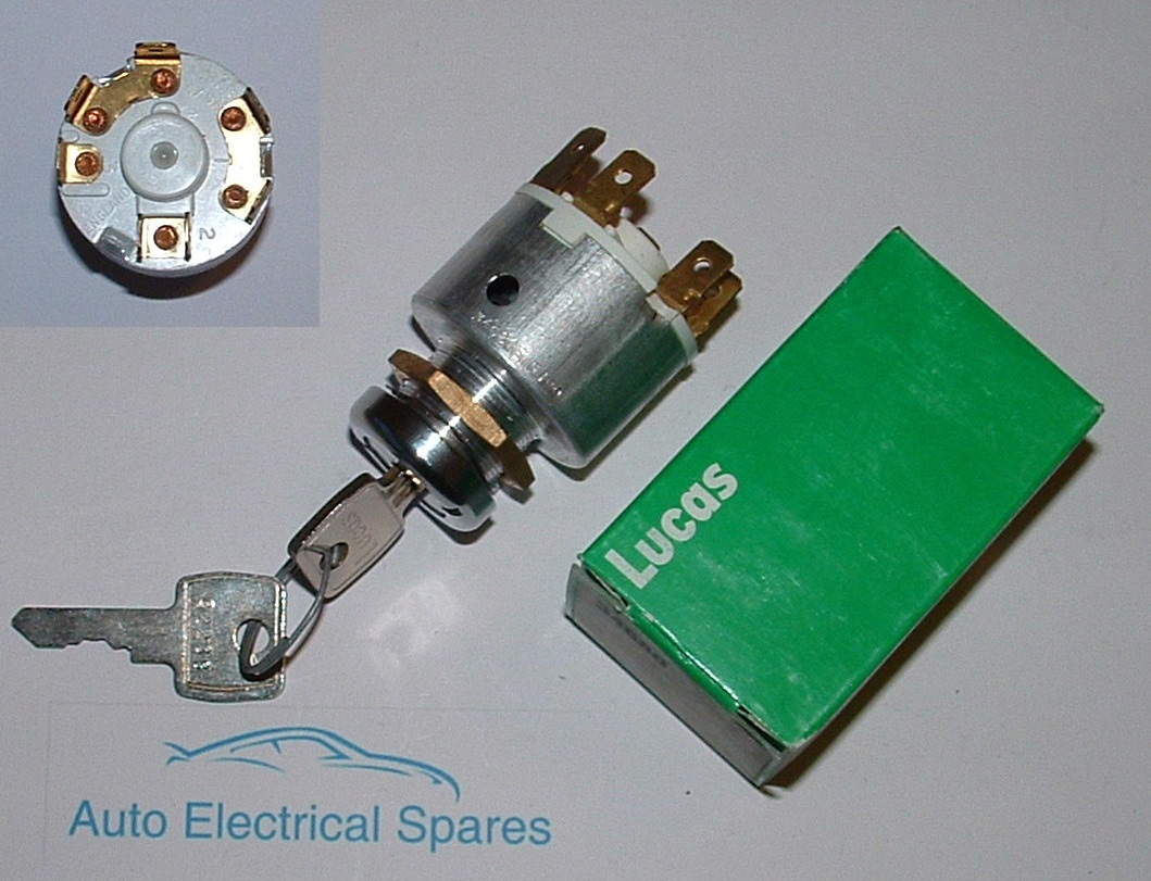 Lucas 34680 47sa 4 Position Ignition Switch Lock And Keys 1778 P