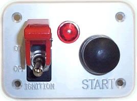 Switch Panel for RACE RALLY