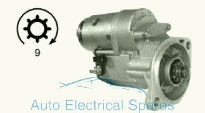 113132 Starter Motor replaces DENSO 128000-0830