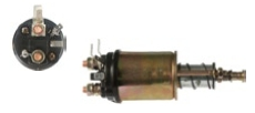 130855 Starter solenoid replaces Lucas 76755 , M45G