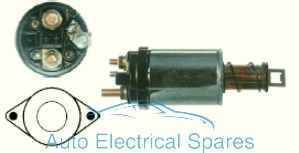 133301 Starter solenoid replaces Lucas TPB143 , M79