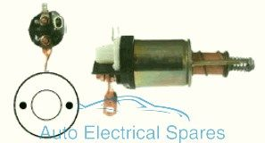 137759 Starter solenoid replaces Lucas TPB157 , M127