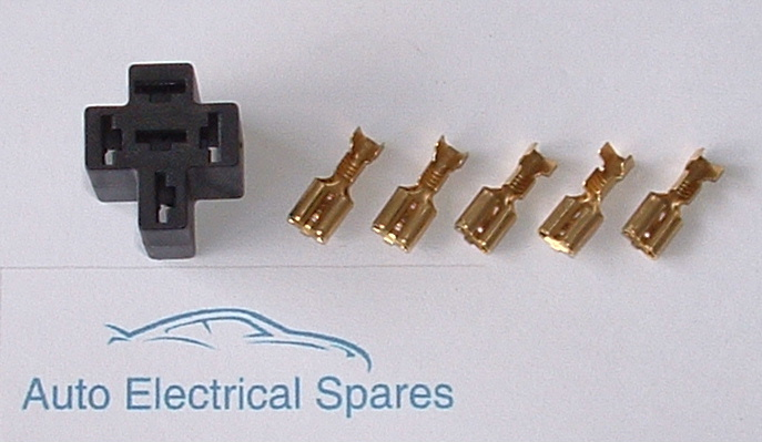 192159 Relay / Flasher MULTIPLUG 5 way 28RA / 26RA