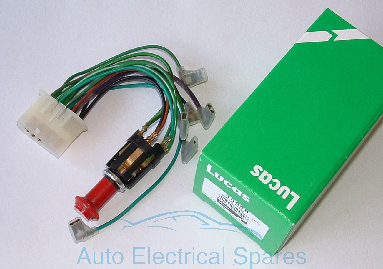 Lucas Hazard Switch Wiring Diagram Wire Center Warn 33888 155sa Push Pull Warning Light Rh Autoelectricalspares Co Uk On Off 120v Electrical Diagrams
