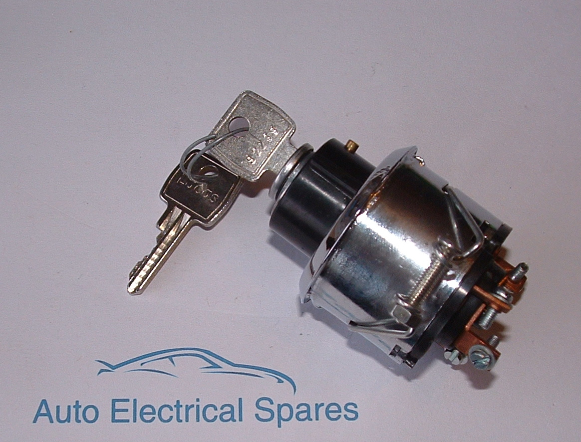 Lucas Type Prs Rotary Ignition Light Switch P on A Pull Switch Light Wiring