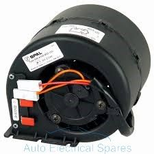SPAL 008-A100-93D 12v Centrifugal Blower Heater Fan enclosure