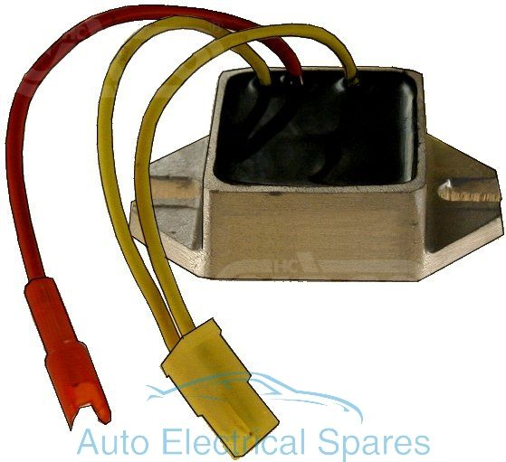 Voltage Regulator / Rectifier Assembly replaces BRIGGS & STRATTON 394890 393374